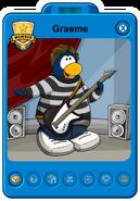 Graeme Playercard