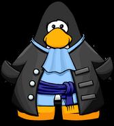 Gray Pirate Coat PC