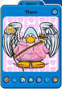 Thorn Player Card - Mid February 2019 - Club Penguin Rewritten (3)