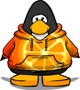 Orange Citrus Hoodie PC