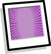 Pink Starburst Background Icon