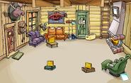 Sensei's Fire Scavenger Hunt Ski Lodge
