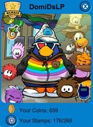DomiDsLP Puffle Party 2018 Outfit2