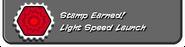 Light Speed Launch earned