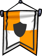 Orange Banner sprite 006
