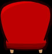 Red Plush Chair sprite 005