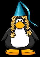 Sapphire Princess Hat PC