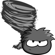 Tornado Black Puffle