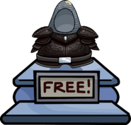 Iron Armor location