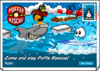 Puffle Rescue Postcard