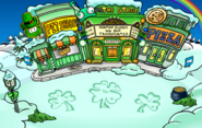 St. Patrick's Day Party 2020 Plaza