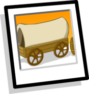 Stagecoach Background Icon