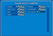 Every Server Full