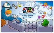 Puffle Party 2019 Login
