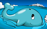 Waddle On Mega Whale