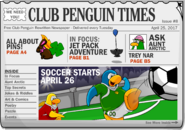 Club Penguin Times Issue 8