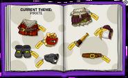 Fashion Party Catalog Pirate