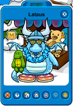 Lataus Player Card - Late September 2019 - Club Penguin Rewritten