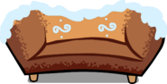 Gingerbread Couch Sprite 001