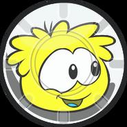 Pufflescape Yellow Puffle