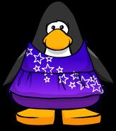 Purple Star Swim Suit PC