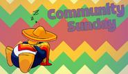 Community-sunday-january