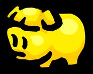 Gold Screenhog Logo
