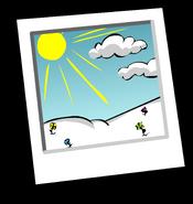 Springtime Background Icon