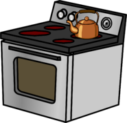Stainless Steel Stove sprite 008