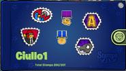 Ciullo1 Stamp Book