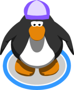Purple Ball Cap IG