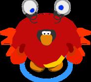 Crab Costume IG