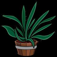 Spikey Plant sprite 001