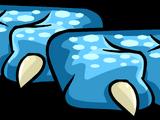 Blue Dragon Feet