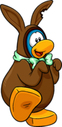 Cocoa Bunny Penguin Style April 2017