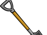 Grey Shovel