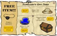 Rockhopper's Rare Items Mar'17