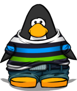 Striped Skater Threads Playercard