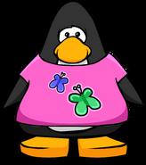 Butterfly T-Shirt PC