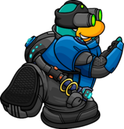 Stealth Set Penguin