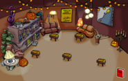 Halloween Party 2019 Book Room
