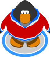 Red Track Jacket IG