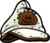 Brown Puffle Hat