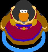 Pink Viking Dress in-game