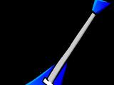 Blue Electric Guitar