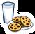 Milk 'N Cookies Pin
