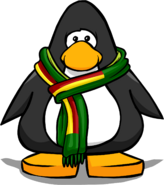 Tri-color Scarf PC
