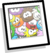 Pile of Puffles Background Icon