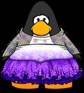 Snowy Sky Dress PC
