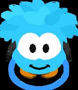 Blue Puffle Costume IG
